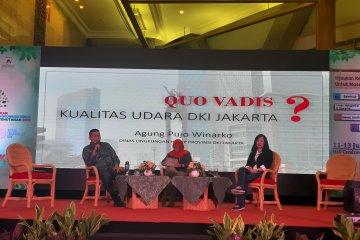 Dinas LHK DKI: Sekitar 20 juta kendaraan cemari Jakarta