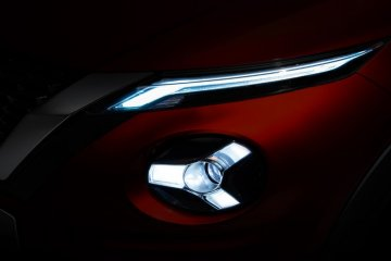 Nissan bocorkan sedikit penampakkan Juke 2020