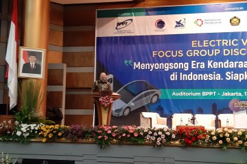 Kepala BPPT: Inovasi KBL dorong kesiapan Indonesia hadapi industri 4.0