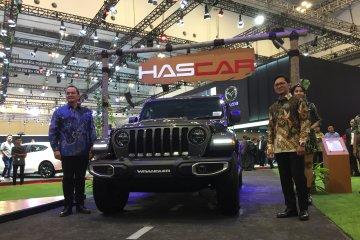 Tampil perdana, Hascar hadirkan dua Jeep SUV dalam GIIAS 2019