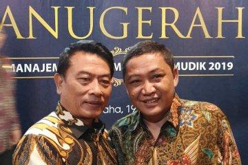 Pelindo III terima penghargaan manajemen informasi terbaik mudik 2019