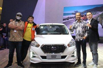 Live Modz Challenge tantang tiga influencer modifikasi Datsun GO CVT