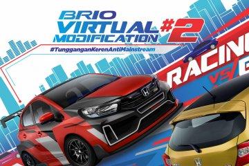 """Kontes modifikasi virtual Honda Brio usung tema """"Racing vs Elegan"""""""