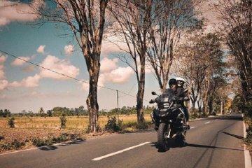 "Darius Sinathrya punya hobi baru, ""touring"" naik motor"