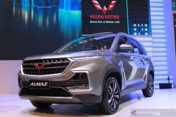 Almaz tetap tulang punggung penjualan kendaraan Wuling