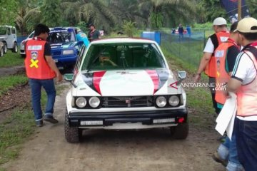 62 pereli bersaing di Asia Pacific Rally Championship 2019