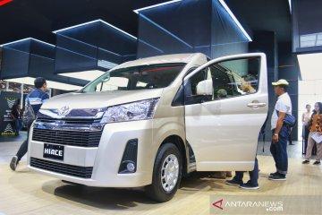 Toyota HiAce punya wajah baru, harga tipe Premio Rp516 juta