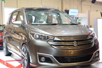 All New Ertiga dan Carry dorong kenaikan 38 persen penjualan Suzuki