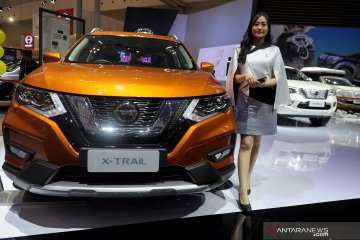 Tampilan baru All New X-Trail
