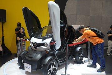 Mobil listrik Renault Twizy