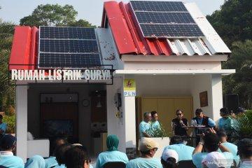 Pembangkit listrik EBT capai 7.435 MW