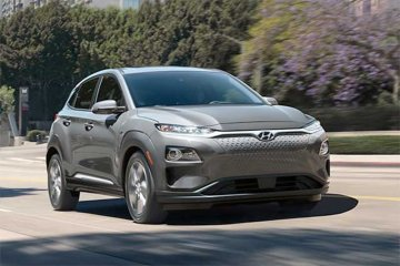 Hyundai Kona listrik meledak di garasi