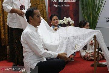 Presiden Jokowi belum terima konsep perpres mobil listrik