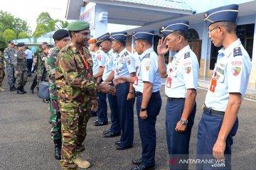 Atase Militer Negara Sahabat kunjungi Lanud Aceh