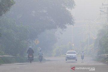 Siaga darurat bencana asap di Aceh Barat