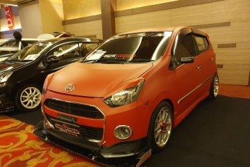 Kontes Daihatsu Dress Up Challenge lahirkan 279 mobil modifikasi