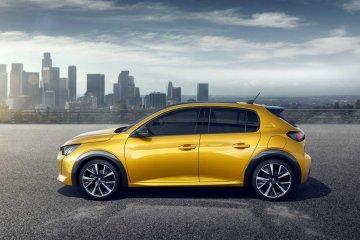 Peugeot 208 model 2020 lebih mahal ketimbang Ford Fiesta dan VW Polo