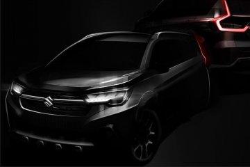 Suzuki XL6 pakai platform Ertiga?
