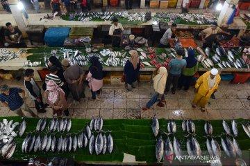 Harga ikan naik jelang Idul Adha
