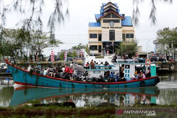 Mudik Pulau Aceh Idul Adha