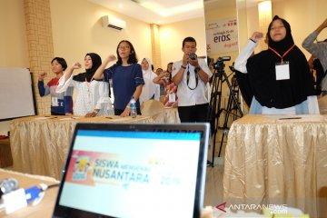 Pembekalan Siswa Mengenal Nusantara 2019