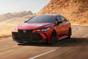 Toyota Avalon TRD resmi dijual, harganya Rp605 juta