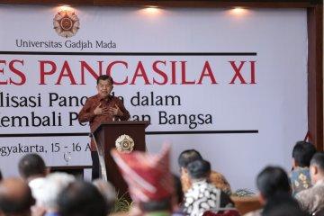 UGM selenggarakan Kongres Pancasila XI