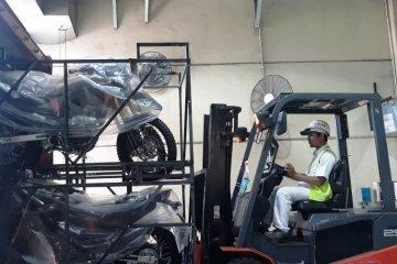 Honda CRF150L ekspornya naik 30 persen