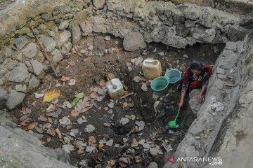 Dampak Kemarau, Sumur Sumber Air Warga Mulai Mengering