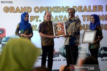 Grand Opening Dealer Tata Motor di Aceh