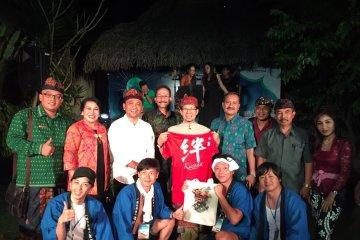 """Kemenpar apresiasi """"Brotherhood Camp"""" tingkatkan citra pariwisata Bali"""