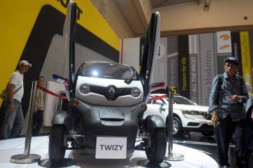 Mobil listrik Renault debut di India pada 2022