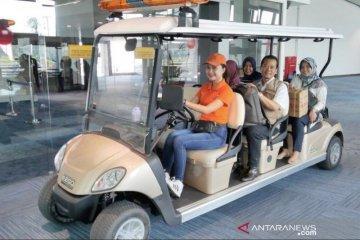 AP II perkenalkan kendaraan listrik di Bandara Soekarno-Hatta