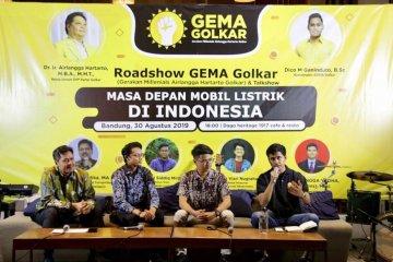 Pengamat: Mobil listrik jadi masa depan Indonesia