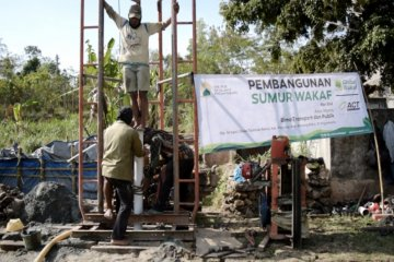 ACT-Bikers Brotherhood bantu warga terdampak gempa Lombok