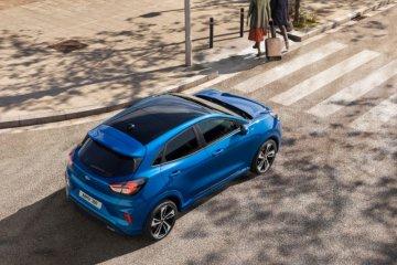 Ford Puma terbaru dibekali fitur Titanium X