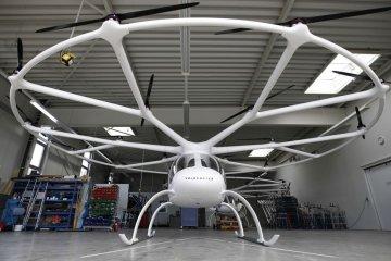 Geely berinvestasi di Volocopter untuk bisnis mobil terbang