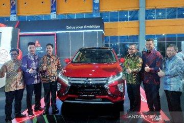 Mitsubishi kenalkan New Triton dan Eclipse Cross di GIIAS Makassar
