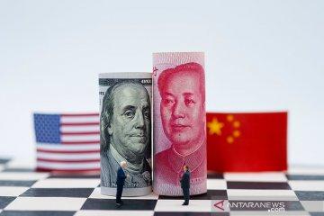 Yuan China melemah dua basis poin jadi 7,0728 terhadap dolar AS