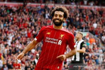 Ini klasemen Liga Inggris, Liverpool kokoh di puncak