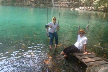 Gubernur: Telaga Biru bisa jadi objek wisata unggulan Jabar
