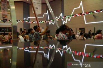 IHSG melemah  seiring kekhawatiran pasar terhadap geopolitik Timur Tengah