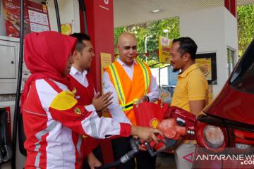 Shell Indonesia punya direktur retail baru dari Pakistan