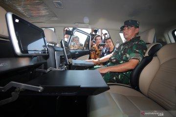 TNI AU pesan mobil Esemka