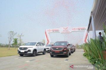 Wuling target ekspor 2.600 unit Chevrolet Captiva