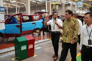 Menperin sebut TKDN industri otomotif nasional kuat