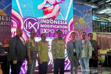 Menperin harapkan IMX 2019 dongkrak minat otomotif anak muda