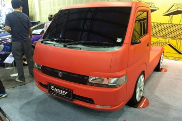 Suzuki New Carry Fluzh Concept mejeng di IMX 2019
