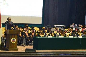 Gubernur ingatkan alumni PNUP terkait tantangan era industri 4.0