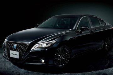 """Toyota luncurkan sedan Crown bergaya """"sporty"""" di Jepang"""